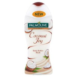 Крем гель для душа Palmolive Coconut Joy, кокос, 250 мл.