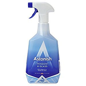 Средство для окон Astonish window&glass cleaner, 750 мл.