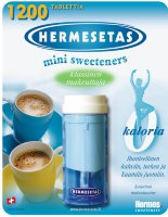 Заменитель сахара Hermesetas Mini Sweeteners, 1200 шт.