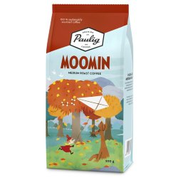Кофе молотый Robert Paulig Moomin coffee Medium Roast, 200 гр.