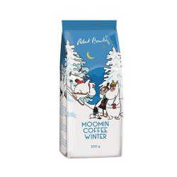 Кофе молотый Robert Paulig Moomin coffee Winter, 200 гр.