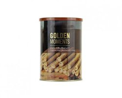 Вафли каппучино Golden moments, 400 гр.