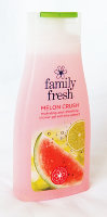 Гель для душа Family Fresh melon crush, арбуз и лайм, 500 мл.