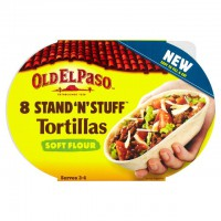 Тарталетки Тако Old El Paso Tortillas original, 8 шт.