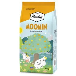 Кофе молотый Robert Paulig Moomin coffee Blueberry, 200 гр.