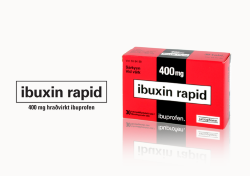 Ibuxin Rapid 400mg, Ибуксин Рапид, 30 табл.