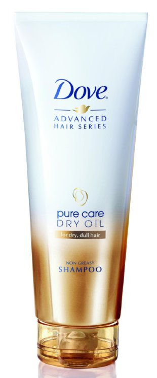 Шампунь Dove Pure care Shampoo, 250 мл.