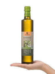 Оливковое масло GAEA Organic extra virgin olive oil, 500 мл.