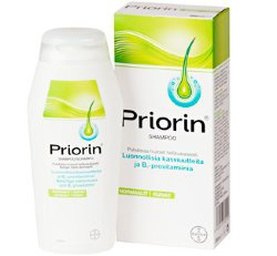Шампунь (Приорин) Priorin Shampoo Normal / Dry Hair, 200 мл.