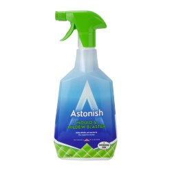 Средство для удаления плесени Astonish Mould & Mildew Blaster, 750 мл.