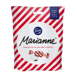 Конфеты Fazer Marianne chocolate mint candies, 220 гр.