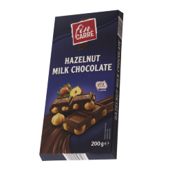 Шоколад Fin Carre Hazelnut, фундук, 200 гр.
