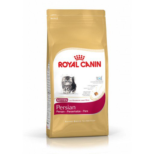 Сухой корм для котят персидской породы Royal Canin Persian Kitten, 2 кг