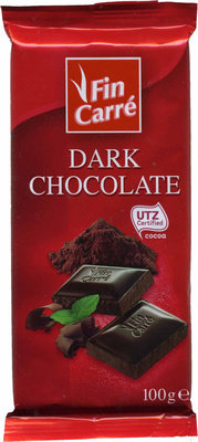 Шоколад Finn Carre Dark Chocolate, 100 гр.