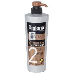 Кондиционер с маслом арганы Diplona You Oil Therapy Conditioner, 600 мл.