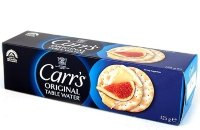 Крекеры Carrs Original Table Water, 125 гр.