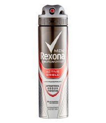 Дезодорант Rexona Men Deo Spray Active Shield, 150 мл.