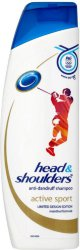 Шампунь Head & Shoulders Active Sport, 250 мл.