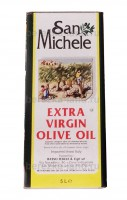 Масло оливковое San Michele Extra Virgin Olive Oil, 5л.