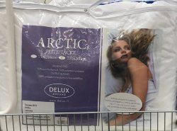 Одеяло Delux Dreams ARCTIC Thermo Peite, 220х200 см.
