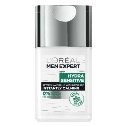 Бальзам после бритья L'Oréal Men Expert Hydra Sensitive instantly calming, 125 мл.