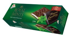 Шоколад с ментолом Royal Mints, 200 гр.