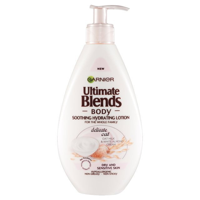 Garnier Respons Body Soothing Hydrating Lotion, Лосьон увлажняющий, 400 мл.