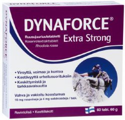 Dynaforce Extra Strong, 60 табл.