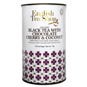 Чай листовой ETS Black Tea With Chocolate Cherry & Coconut, 75 гр.
