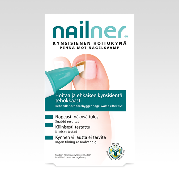 Nailner Care Pen 2in1