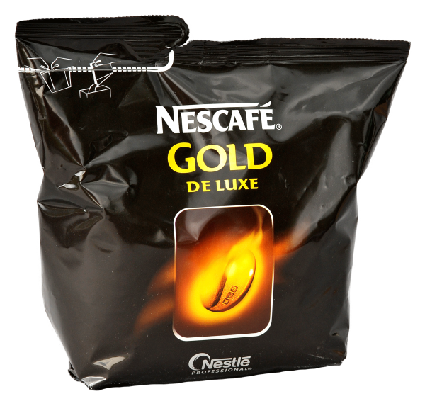 Кофе растворимый Nescafe Gold Deluxe, 250 гр.