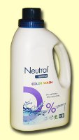 Гель для стирки цветного белья гипоаллергенный Neutral Color Wash, 1 л.