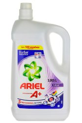 Гель для стирки Ariel introducing A+ Color, для цв.белья, 5 л.