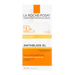 Флюид тонирующий SPF 50+ La Roche-Posay Anthelios XL ultra-light, 50 мл.